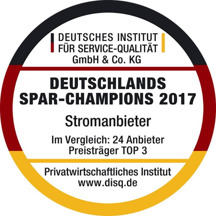 Spar-Champions 2017