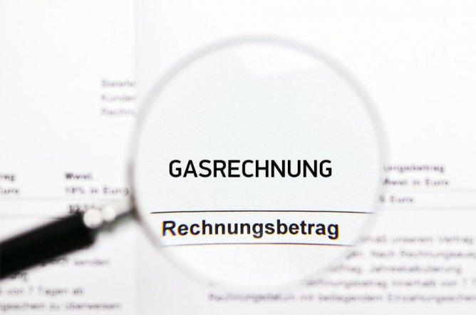 Ausführliche Erläuterungen zu Ihrer Gasrechnung