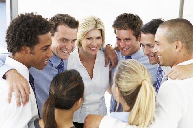 Wir sind immer auf der Suche nach motivierten und engagierten Mitarbeitern.